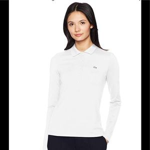 Lacoste Slim Fit Mini Pique Top